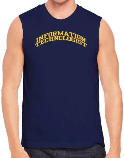 Information Technologist Sleeveless
