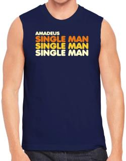Amadeus Single Man Sleeveless