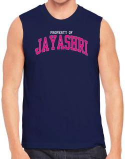 Property Of Jayashri Sleeveless
