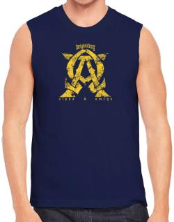 Weightlifting Alpha And Omega Sleeveless