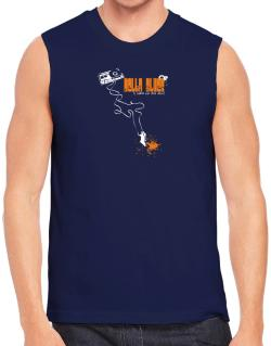 Delta Blues It Makes Me Feel Alive ! Sleeveless