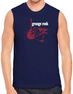 Grunge Rock - Feel The Music Sleeveless
