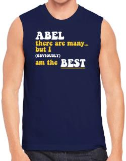 Abel There Are Many... But I (obviously) Am The Best Sleeveless