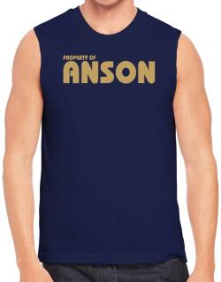 Property Of Anson Sleeveless