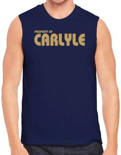 Property Of Carlyle Sleeveless