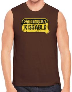 Dangerously Kissable Sleeveless