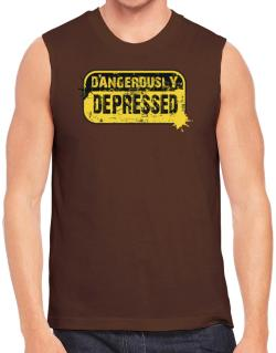 Dangerously Depressed Sleeveless