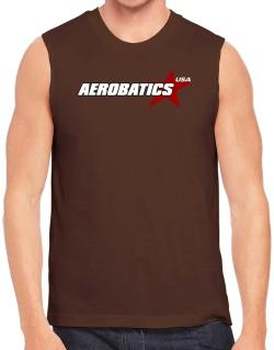 Aerobatics Usa Star Sleeveless