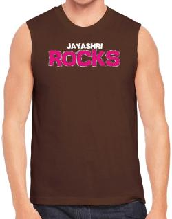 Jayashri Rocks Sleeveless