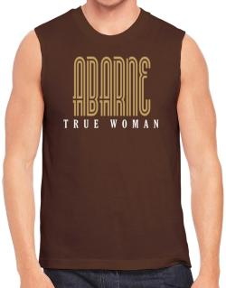 Abarne True Woman Sleeveless