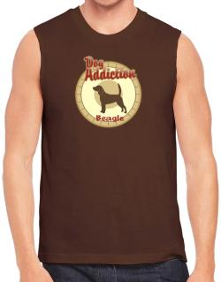 Dog Addiction : Beagle Sleeveless