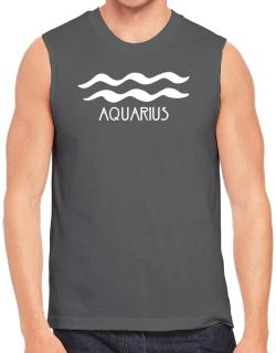 Aquarius - Symbol Sleeveless