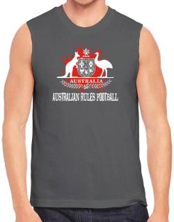 Australia Australian Rules Football / Blood Sleeveless