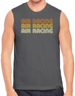 Air Racing Retro Color Sleeveless
