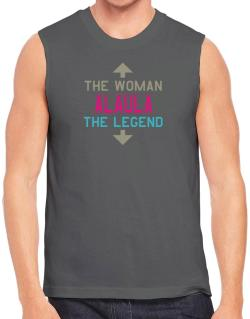 Alaula - The Woman, The Legend Sleeveless