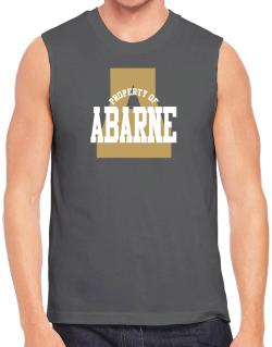Property Of Abarne Sleeveless