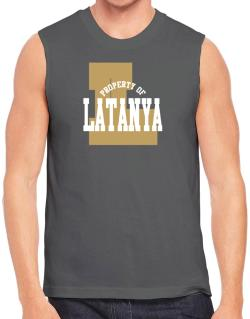 Property Of Latanya Sleeveless