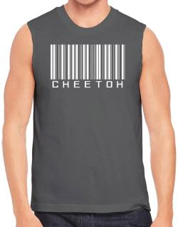 Cheetoh Barcode Sleeveless