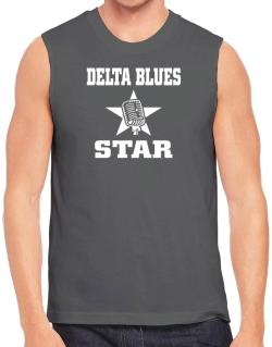 Delta Blues Star - Microphone Sleeveless