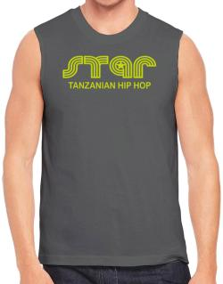 Star Tanzanian Hip Hop Sleeveless