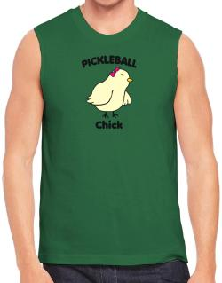 Polo Sin Mangas de Pickleball Chick