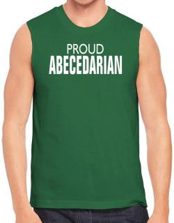 Proud Abecedarian Sleeveless