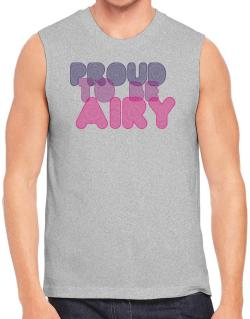 Proud To Be Airy Sleeveless