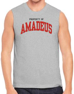Property Of Amadeus Sleeveless