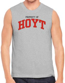 Property Of Hoyt Sleeveless