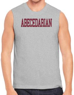 Abecedarian - Simple Athletic Sleeveless