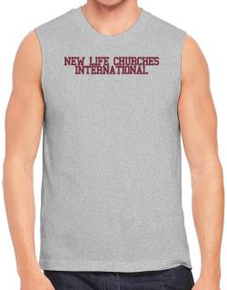 New Life Churches International - Simple Athletic Sleeveless