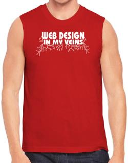Web Design In My Veins Sleeveless