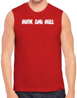 Rock And Roll - Simple Sleeveless