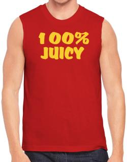 100% Juicy Sleeveless