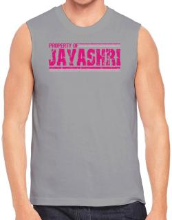 Property Of Jayashri - Vintage Sleeveless