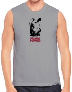 Primal Power - Rhino Sleeveless