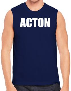 Acton Sleeveless