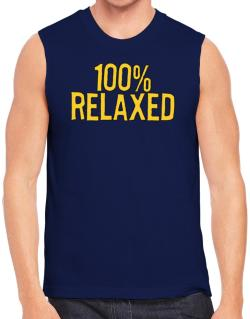 100% Relaxed Sleeveless