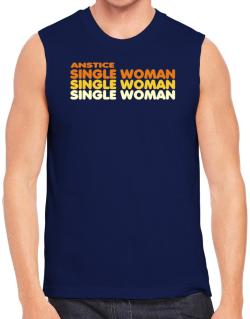 Anstice Single Woman Sleeveless
