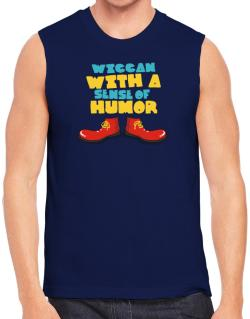 Wiccan With A Sense Of Humor Sleeveless