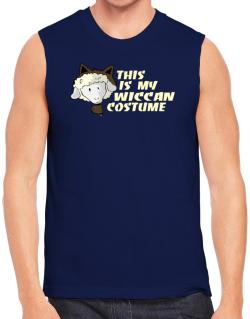 This Is My Wiccan Costume Sleeveless
