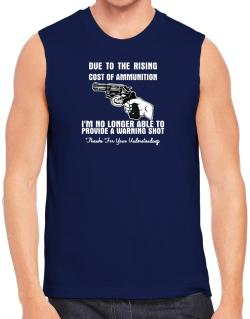 Warning shot Sleeveless