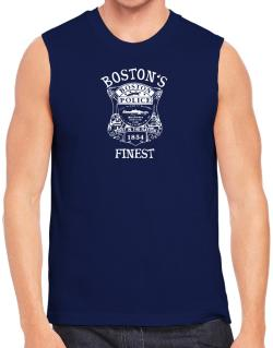 Polo Sin Mangas de Boston