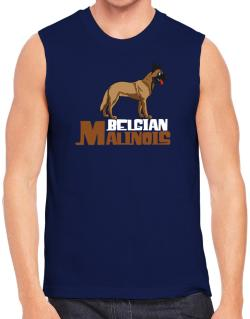 Belgian malinois cute dog Sleeveless