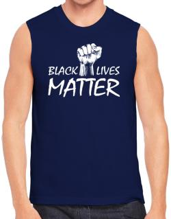 Polo Sin Mangas de Black lives matter