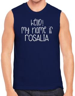 Hello! my name is Rosalia 2 Sleeveless