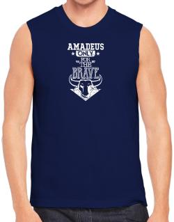 Amadeus Only for the Brave Sleeveless