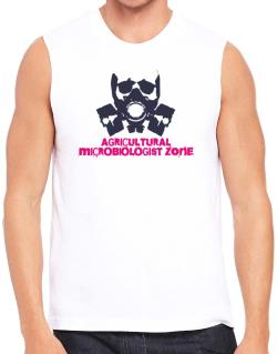 Agricultural Microbiologist Zone - Gas Mask Sleeveless