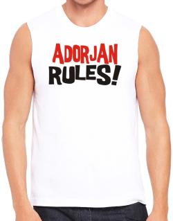 Adorjan Rules! Sleeveless