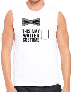 this is my Waiter costume Sleeveless